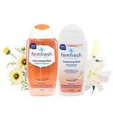 澳洲femfresh温和女性私密私处护理液250ml 私处洗液