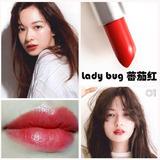 MAC口红 lady bug 番茄红