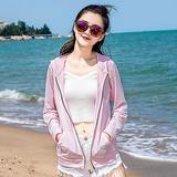 韩国VVC正品 夏季防晒衣女外套新款长袖防晒服