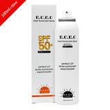澳洲ECEC女神防晒喷雾150ml 透明速干不留白 新升级大容量