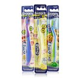 欧乐B Oral B儿童牙刷1岁2岁3岁4岁5岁6岁