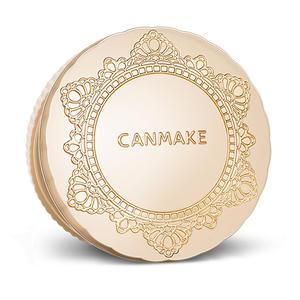 日本CANMAKE井田棉花糖固妆控油蜜粉饼10G 遮瑕遮痘印  MB自然色