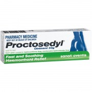 Proctosedyl Ointment 痔疮膏肛裂膏原装进口30g
