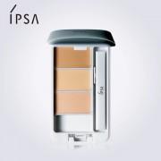 日本IPSA茵芙莎 三色遮瑕膏 SPF25 4.5g 雀斑黑眼圈痘痘印疤痕纹身